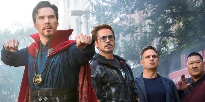 avengers infinity war 2